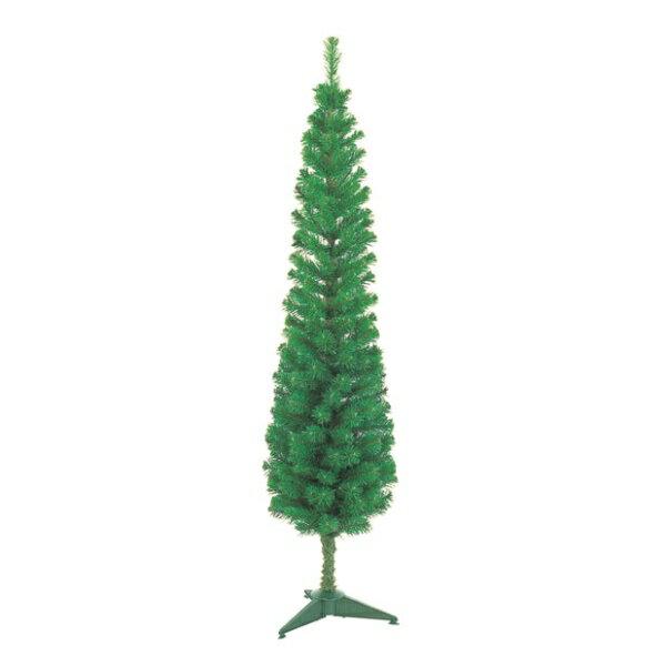 【光触媒】【防炎加工】150cmスレンダーツリー(FOLD)【クリスマスツリー】