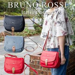 BRUNOROSSI(ブルーノロッシ)/ショルダーバッグ/斜めがけバッグ