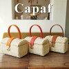 Capaf(カパフ)かごバッグ ハンドバッグ