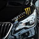 料無料】MONSTER ENERGY STICKER モンスターエナジー ステッカー 自動車 バイク用ステッカー カーステッカー 28*10cm…