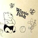 【送料無料】Winnie the Pooh プーさん ピグレット ウォールステッカー #775