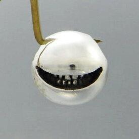 ネックレス ペンダント メンズ レディース スマイル シルバー アクセサリー ハンドメイド smile ball_S