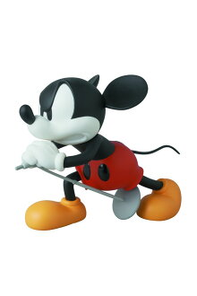 Vinly Collectible Dolls NUMBER(N)INE MICKEY MOUSE-Hardrock Ver(NWD016)NUMBER(N)INE(号码九)