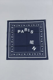 【50%OFF】COTTON BANDANA PARISIEN CUT(KUN8701) Maison Kitsune -Women-(メゾン・キツネ)