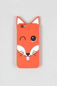 【40%OFF】IPHONE CASE 3D FOX HEAD(KUI8714) Maison Kitsune -Women-(メゾン・キツネ)