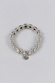 Andgelina Bracelet -pewter silver color-(BR1030:AR-CT) Philippe Audibert(フィリップ・オーディベール)