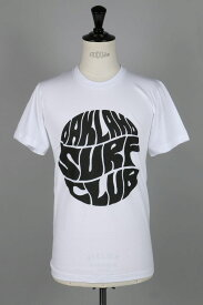 TELEGRAPH TEE (OCS-109) OAKLAND SURF CLUB(オークランド・サーフ・クラブ)