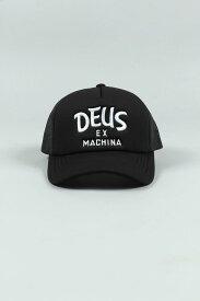 970dfc5b4c163f 【40%OFF!!】CURVE TRUCKER - BLACK (DMF77757) Deus ex