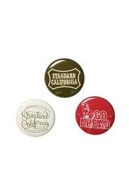SD Can Badge Standard California(スタンダード・カリフォルニア)