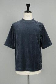 Cotton Velours Laglan Sleeve Shirt (1118-21090) SCYE BASICS -Men-(サイ・ベーシックス)