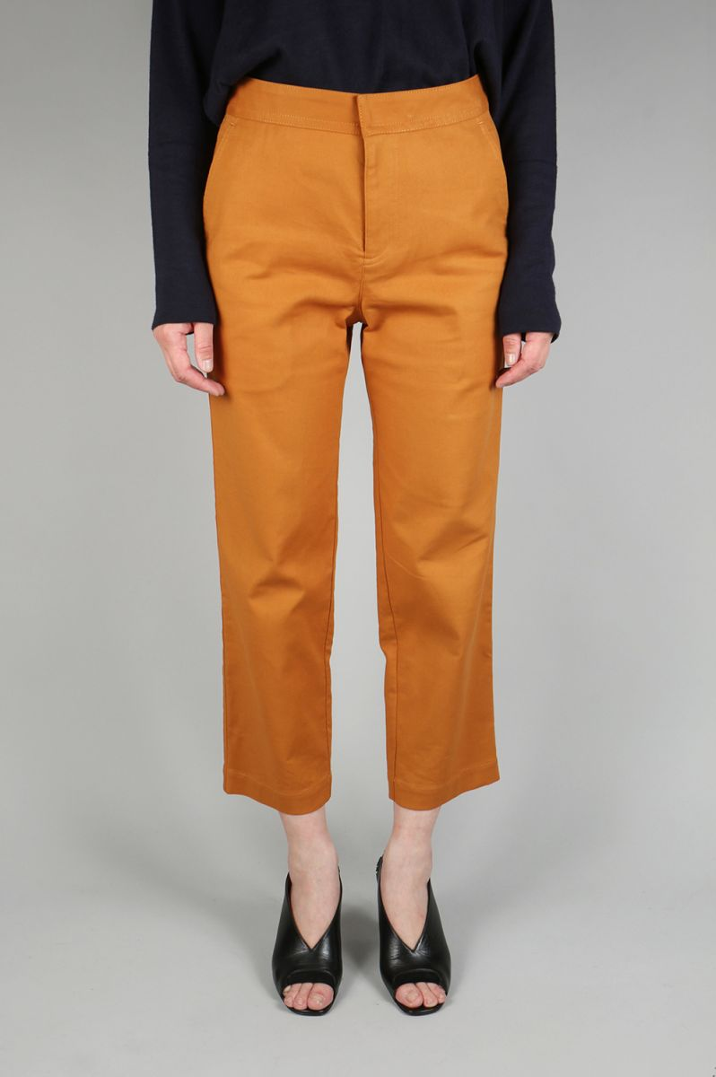 Boyle Double Cross Pants(1805F04004) Florent(フローレント)