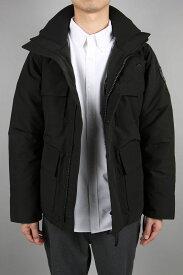 【正規取扱店】 Canada Goose - Men -(カナダ・グース)/ メンズ / MAITLAND PARKA BLACK LABEL - BLACK (4550MB)