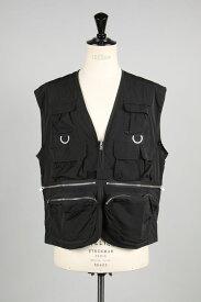 FISHERMAN Vest(119M044) Misbhv(ミスビヘイヴ)