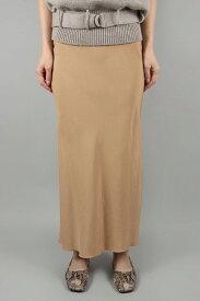 トゥデイフル レディース Pencil Flare Skirt キャメル【正規取扱店】