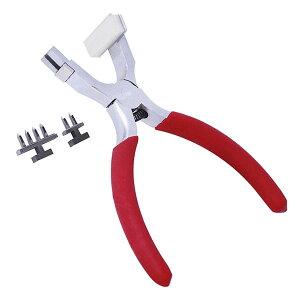 レザークラフト 工具 目打ち 革細工 菱 穴あけ 2歯 4歯 革 静音 初心者 キット ツール 送料無料