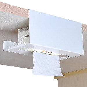送料無料 ティッシュケース 吊り下げ おしゃれ 壁掛け かわいい ペーパータオル ティッシュホルダー キッチンペーパー 収納 ラック