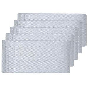 カード入れ 薄型 透明 ビニール カードケース 横入れ 軽量 防水 IDカード ICカード 名刺 シンプル 保護 保管 20枚セット 送料無料