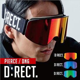 D:RECT. ディレクト ハイコントラスト スノーゴーグル ウィンターゴーグル スノーボードゴーグル スキーゴーグル ゴーグル 送料無料