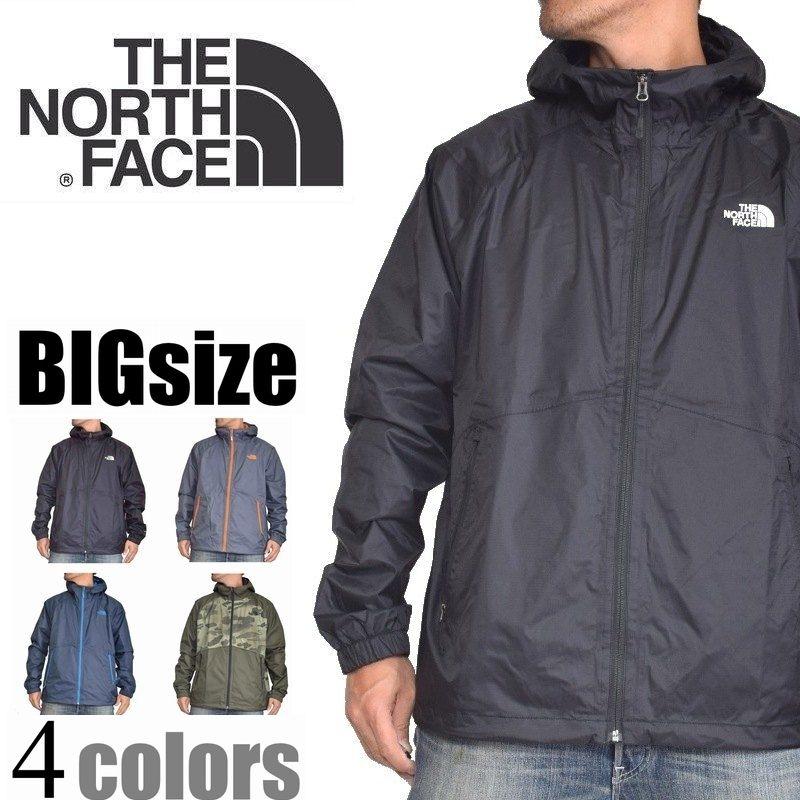 大きいサイズ メンズ ノースフェイス THE NORTH FACE NOV BOREAL JKT ウインドブレイカー ナイロンジャケット アウター XL XXL