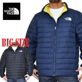 ノースフェイス THE NORTH FACE ダウンジャケット アウター インナーダウン パッカブル FLARE DOWN JKT XL XXL 大きいサイズ メンズ あす楽