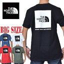 ノースフェイス 半袖 Tシャツ ロゴ プリント USAモデル ハーフドーム S M L XL XXL 黒 白 青 赤 黄色 ネイビー グレー THE NORTH FACE HALF DOME STANDARD FIT 大きいサイズ メンズ あす楽