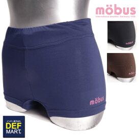 モーブス mobus レディース カップ付きインナー ショーツ 75013 吸水速乾 接触冷感 春物