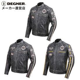 デグナー DEGNER ライダースジャケット 20SJ-7 メンズ 本革 レザー シープ