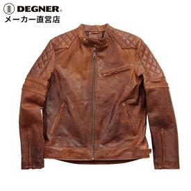 デグナー DEGNER レザージャケット 16WJ-16 メンズ 冬 防風 防寒