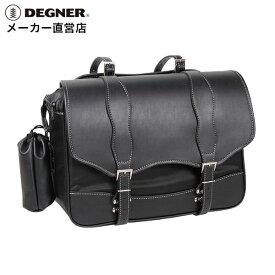 デグナー DEGNER アメリカン バイク サイドバッグ NB-100 ブラック ハーレー ウインカー避け