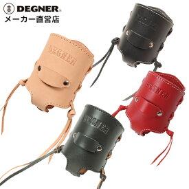 デグナー DEGNER バイク用ドリンクホルダー DH-4 レザー アクセサリー