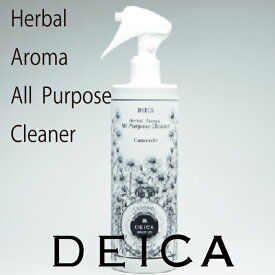 DEICA デイカ<公式> ハーバル アロマ オールパーパス クリーナー 390ml 洗浄 ナチュラル オーガニック