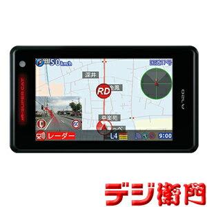 ユピテル GPSレーダー探知機 A720 SuperCat セパレートタイプ /【Sサイズ】