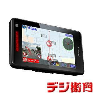 ユピテル GPSレーダー探知機 A320 SuperCat 一体型 /【Sサイズ】