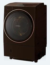 (納期目安:1ヶ月~)東芝 TW-127X9L(T)【左開き】12.0kgドラム式洗濯乾燥機 ZABOON グレインブラウン [TW127X9LT] ※配送設置:最寄の商品センターよりお伺い致します。 [※北海道・北陸エリア内の納期目安は3-4週間~]