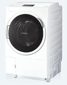 (納期目安:2-3週間~)東芝 TW-127X9L(W)【左開き】12.0kgドラム式洗濯乾燥機 ZABOON グランホワイト [TW127X9LW] ※配送設置:最寄の商品センターよりお伺い致します。 [※サービスエリア外は佐川急便の大型家電輸送にて手配]