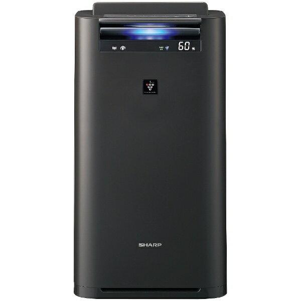 (お取り寄せ)シャープ プラズマクラスター加湿空気清浄機 KI-HS50-H(グレー系)