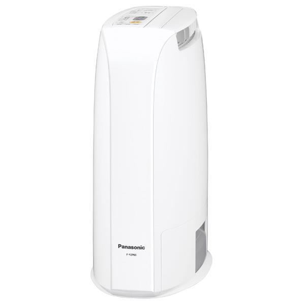 (お取り寄せ)パナソニック 衣類乾燥除湿機 デシカント方式 〜14畳 ホワイト F-YZP60-W