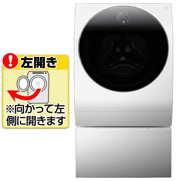LGエレクトロニクス 【左開き】13.0kg(11.0kg+2.0kg)二層ドラム式洗濯乾燥機 LG SIGNATURE ホワイト SGDW18HPWJ ※配送・設置は、最寄のエディオン配送センターよりお伺いいたします。[全国送料無料 ※一部地域を除く]