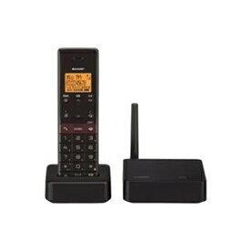 シャープ デジタルコードレス電話機 ブラウン系 JDSF1CLT