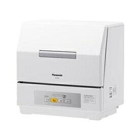 パナソニック NP-TCR4-W 食器洗い乾燥機 プチ食洗 ホワイト [NPTCR4W]