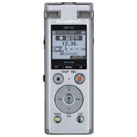 オリンパス ICレコーダー(4GB) Voice Trek シリーズ シルバー DM-750 SLV [DM750SLV]