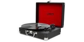 (お取り寄せ)ION AUDIO Vinyl Motion(IA-TTS-018)オールインワン・アナログ・レコードプレーヤー USB端子、スピーカー搭載
