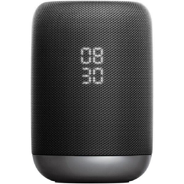 (在庫あり)SONY Google Assistant対応ワイヤレススピーカー スマートスピーカー ブラック LF-S50G BC [LFS50GBC]