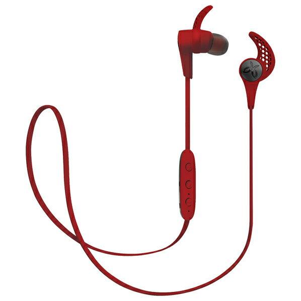 (お取り寄せ)ロジクール カナル型ワイヤレスインナーイヤーヘッドフォン Jaybird X3 Wireless レッド JBD-X3-001RD [JBDX3001RD]