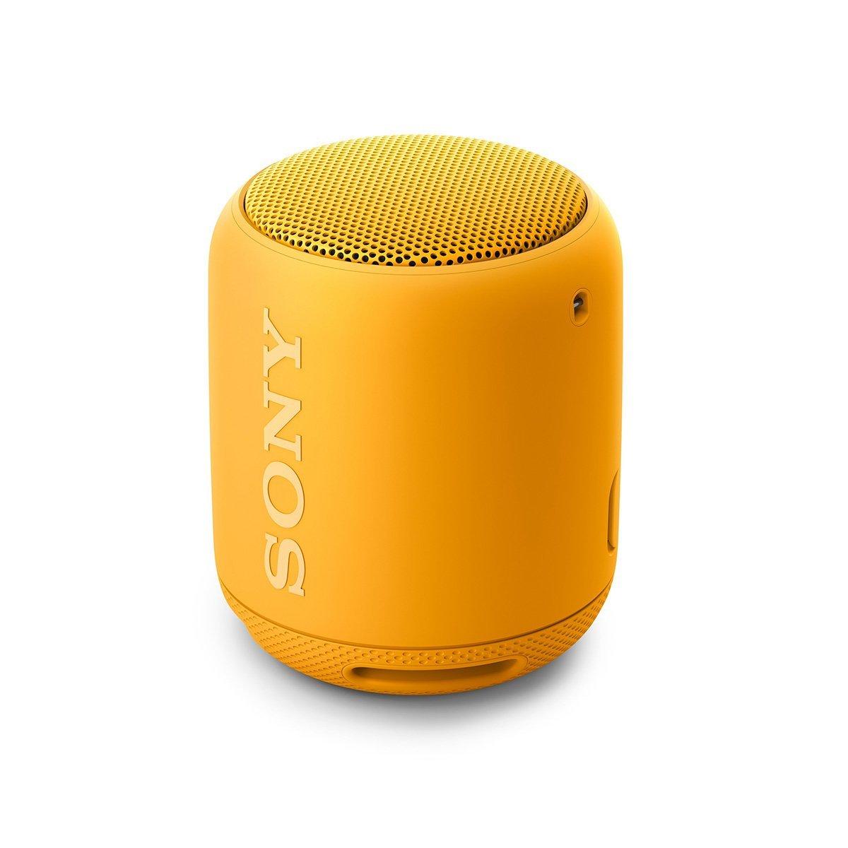 (お取り寄せ)SONY SRS-XB10Y(イエロー) ソニー ワイヤレスポータブルスピーカー 重低音モデル 防水/Bluetooth/NFC対応 [SRSXB10]