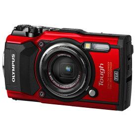 オリンパス TG-5 RED デジタルカメラ Tough レッド [TG5RED]