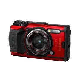 オリンパス TG-6 RED デジタルカメラ Tough レッド [TG6RED]