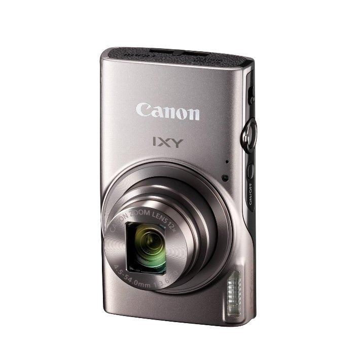 (在庫あり)キヤノン デジタルカメラ IXY シルバー IXY650SL