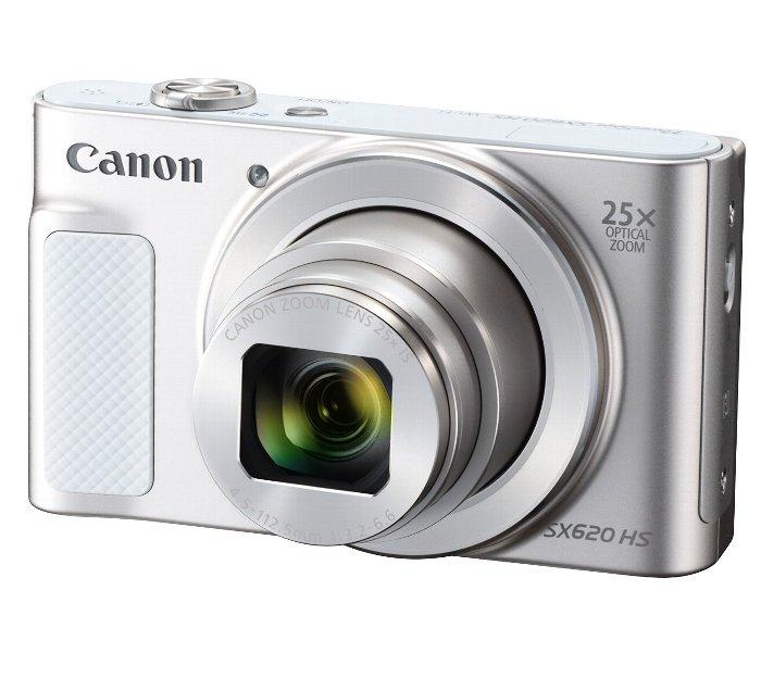キヤノン デジタルカメラ PowerShot ホワイト PSSX620HSWH