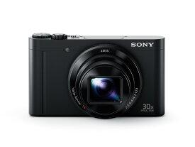 (納期目安1ヶ月〜)SONY DSC-WX500-B Cyber-shot デジタルスチルカメラ DSC-WX500 B(ブラック)(DSC-WX500B)